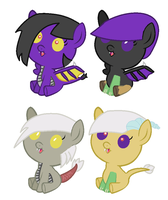 Dusk SymphonyXDiscord Adopts by Hollowolfpup