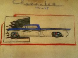 Chevy Truck by rgerman94