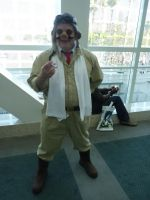 Porco Rosso Cosplay by OPlover