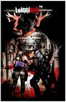 Resident Evil 5 by luiggi26