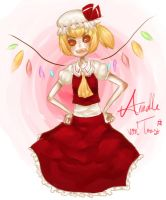 flandre for anna by Ziiri