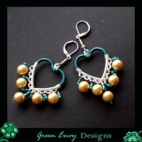 Chandelier Hearts by green-envy-designs