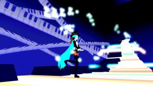 -MMD- Marginal stage download by KasugaKaoru