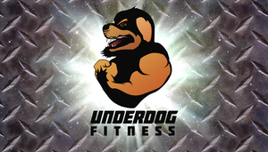 Underdog Fitness Background by Reliquo