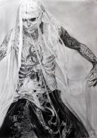 Rick Genest by AM430