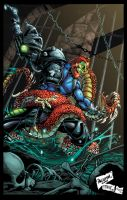 Trapjaw by RossHughes