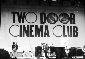 Two Door Cinema Club by WastedFairy