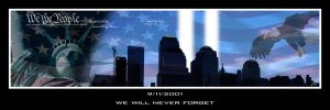 9-11  -  We will never forget by giz183