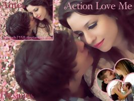 Action Love Me by mariajb7158