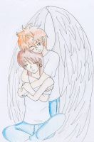 Love me only my Angel by Zaije