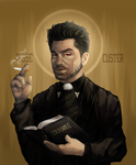 Preacher by gentlecheese