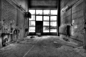 The Garage HDR Workshop by DanielleMiner