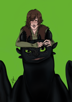 Best buds httyd by MissWiggleButt