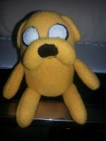 Adventure Time Jake the Dog - Art Trade by Yuseichan