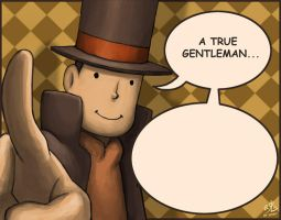 A True Gentleman Meme by Ry-Spirit