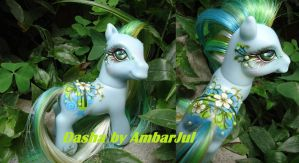 My little Dasha Pony by AmbarJulieta