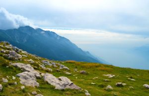 From Monte Baldo, Italy by BlackSpongeBob