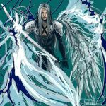 Sephiroth by nimrohil