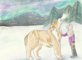 Speaking With Spirits - Siku RoF by Shireling-Archer