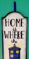 Home is Where the TARDIS by supinternets