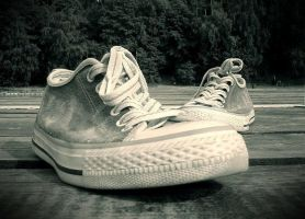 My old shoes by egzystencja