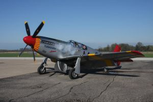 Red Tail Engine Start by SwiftFlyer