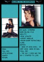 Catwoman by Bardsville