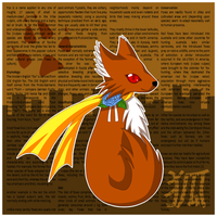 :: Fox :: by vinnick