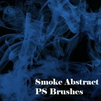 Smoke Abstract Brushes by petermarge