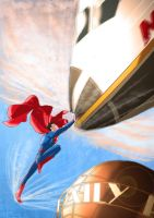 Superman: Putting the Super back in Superhero by patoftherick