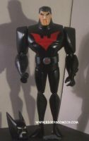 Batman Beyond Bruce Wayne by rickyscomics