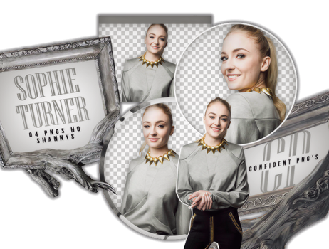 Png Pack 653 // Sophie Turner by confidentpngs