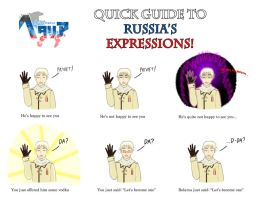 APH - Guide to Russia's expressions by TonyCocchi