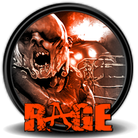 Rage Icon 2 by Komic-Graphics