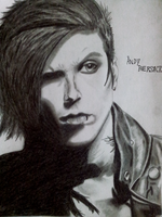 Andy Biersack by Jermaine0061