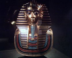 King Tutankhamen by arabianpharoe
