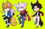 Wolf/Sheep Adopts ||Closed by Mr-Woof