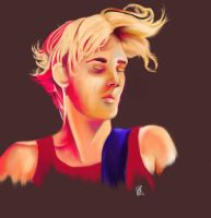 Mikey Way by whovianraccoon