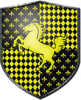 Horse Nation Coat of Arms by lundi
