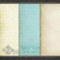 Fragile Song Paper Pack by DaydreamersDesigns