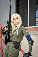 Sniper Wolf cosplay by ThelemaTherion