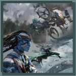 War. Avatar 2 by turlena08