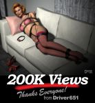 200K Views! by Driver651