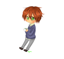 Chibi Nathanael by Neyveah