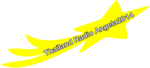 Thailand Radio Angela2014 by BabyAngela13