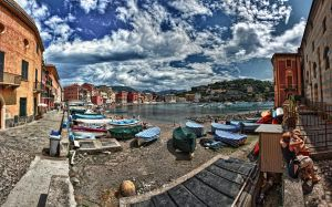 sestri levante_ by uurthegreat