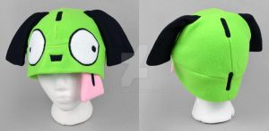 GIR Hat by SewDesuNe