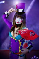 Moxxi by FromGoldMidas