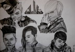 BigBang is Alive by kikit13