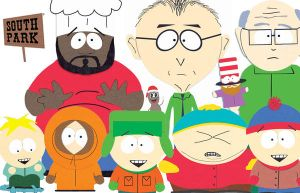 SouthPark Gang by Aiml3ss